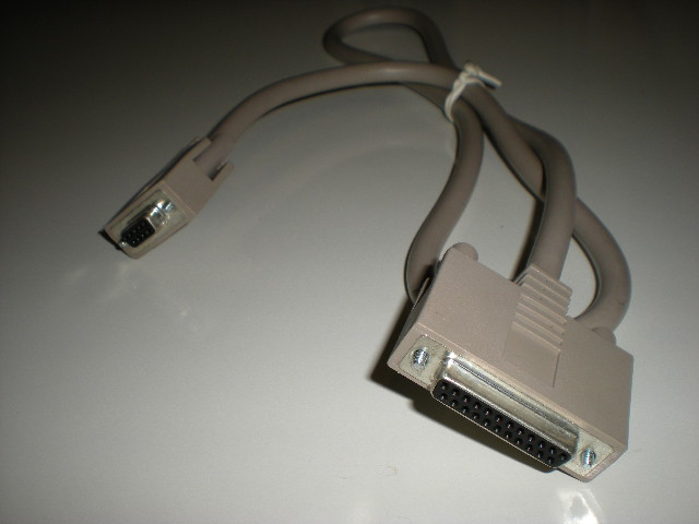 Commodore Monitor Cables And Cable For Amiga Monitors And