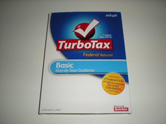 2007 Turbotax Free